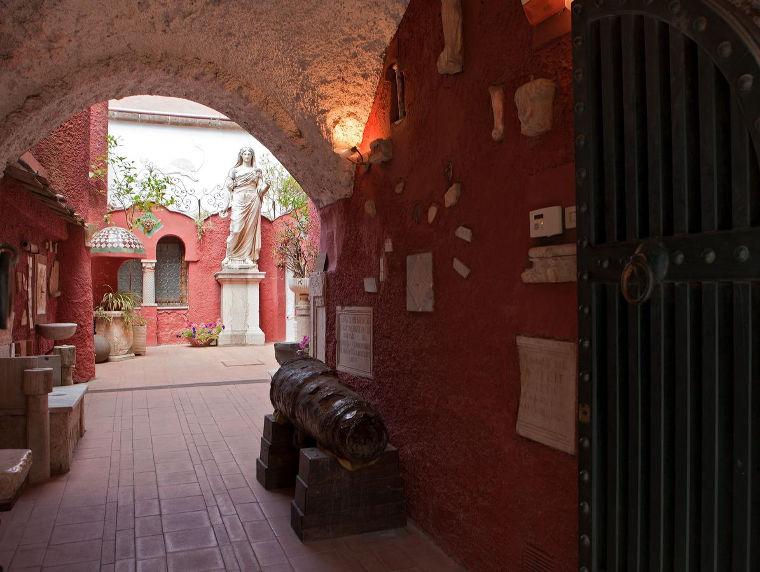 casa rossa anacapri