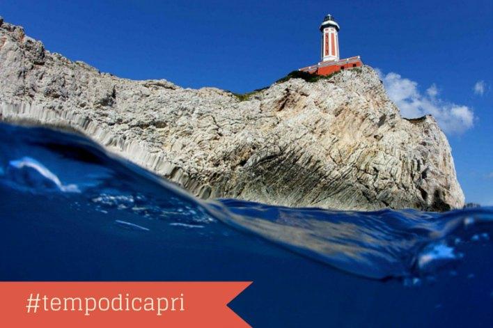 Il belvedere di Anacapri: la Migliera