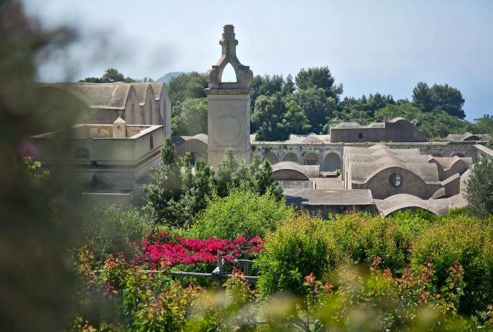 La Certosa di San Giacomo, gioiello nel cuore di Capri
