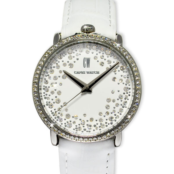 Watch Light Storm Steel White