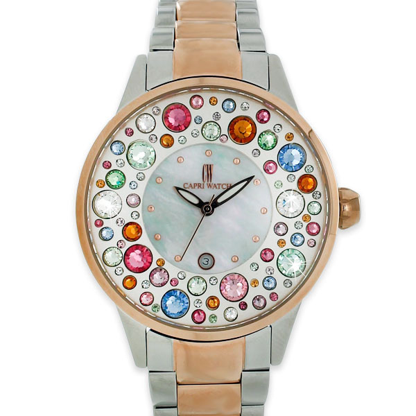 Watch Millefiori Wow Bimetal