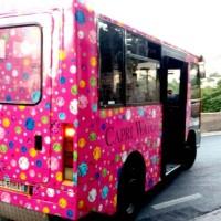 Nuovi autobus firmati Capri Watch