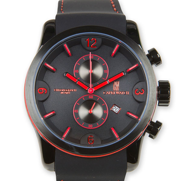 Chrono Karboncolor Red
