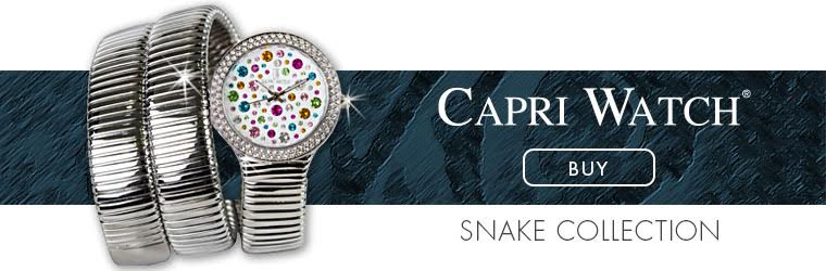 snake capriwatch