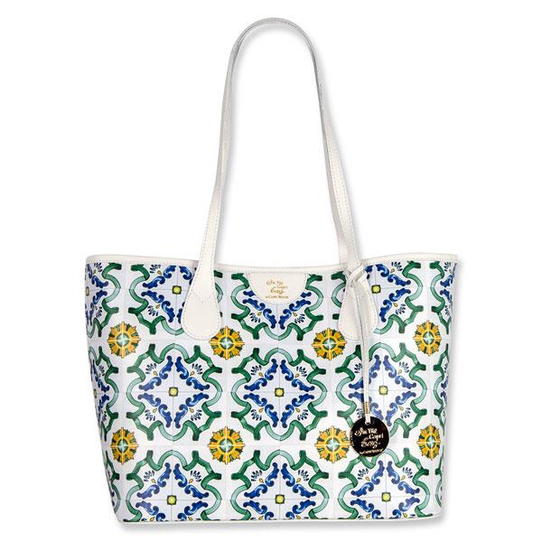maiolica capri bag