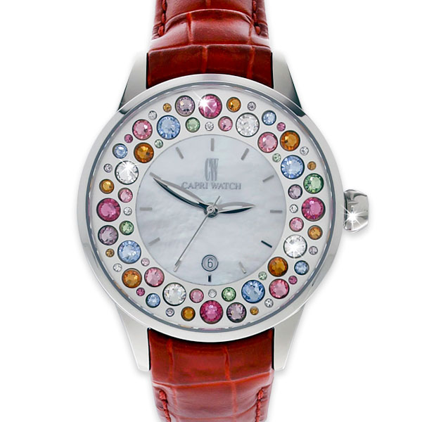 Watch Millefiori Red