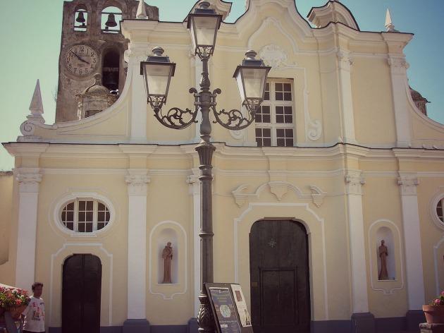 chiesa anacapri