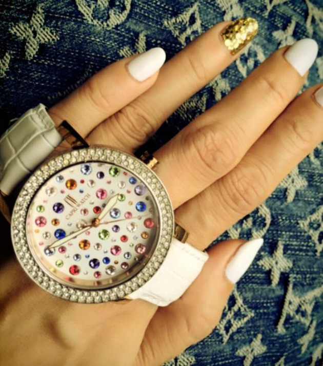 Capri Watch e Nail Art: un matrimonio vincente