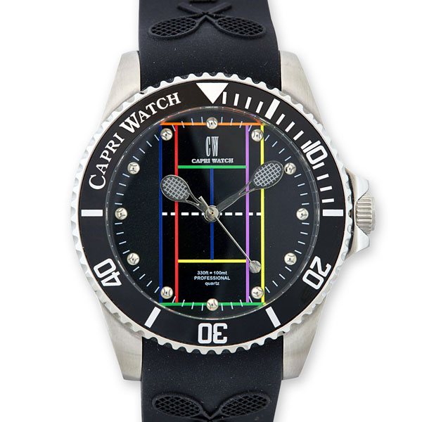 Nuovo Capri Watch Tennis in arrivo