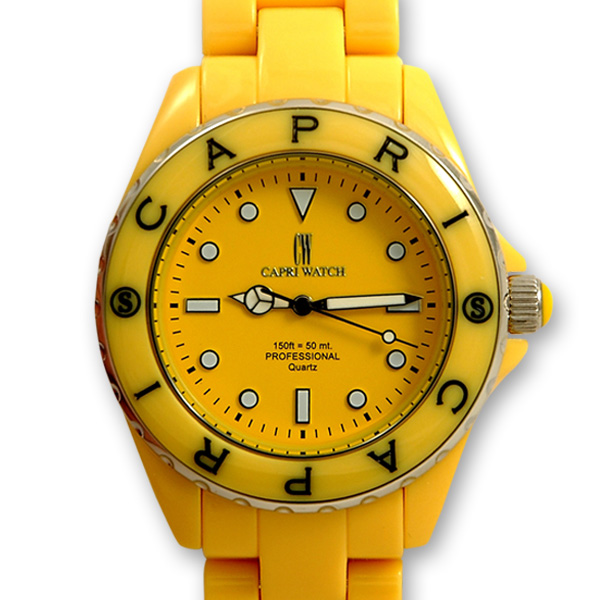 Watch Jelly Yellow