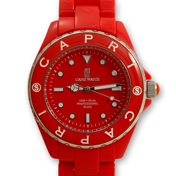 Watch Jelly Red
