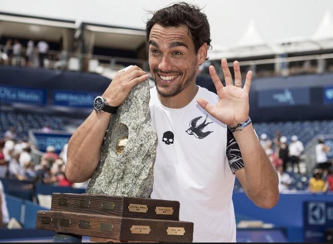 Fabio Fogni conquista Atp Gstaad: ancora gioie per Capri Watch
