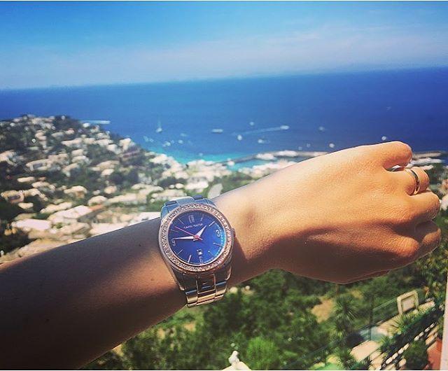 Capri Watch in giro per l'isola