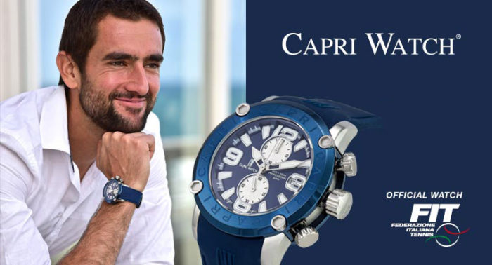 Capri Watch Tennis