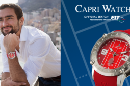 Capri Watch: the Tennis brand