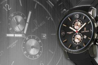 Chrono Karboncolor Rose Gold: the Elegance of Italian Design