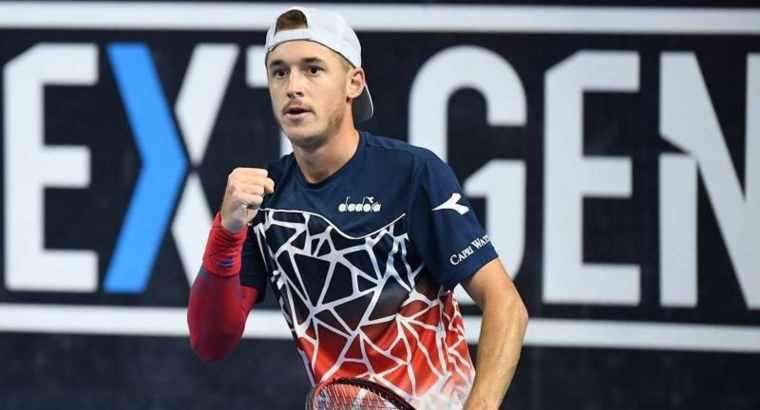 Liam Caruana: Capri Watch porta fortuna ai campioni del tennis