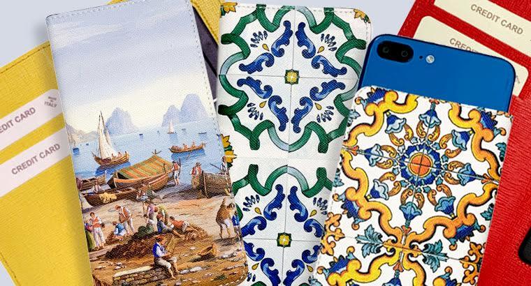 Cover smartphone Capri Watch: modelli e fantasie