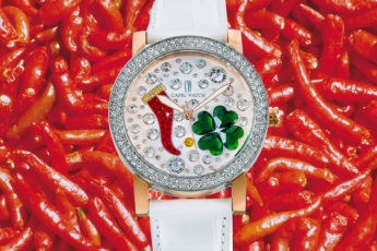 cornetti capri watch