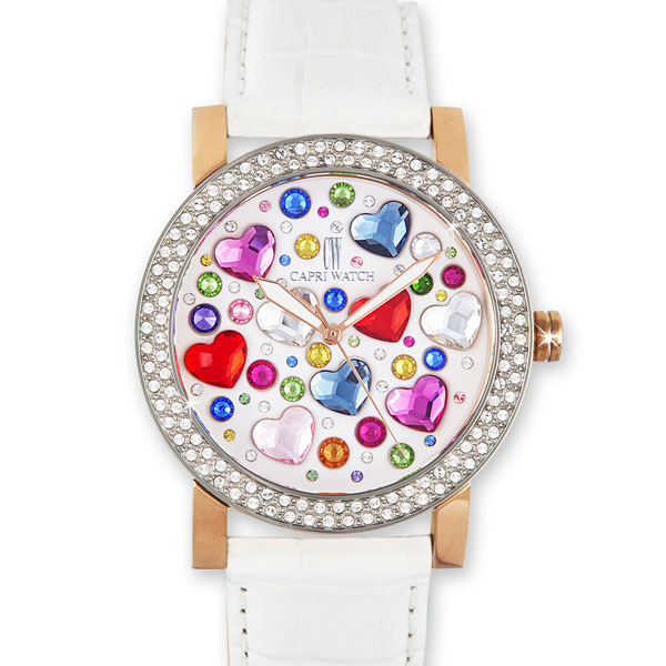 Watch XX MultiJoy Colored Hearts