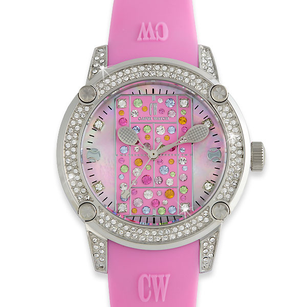 Watch Tennis Lady MultiJoy Pink