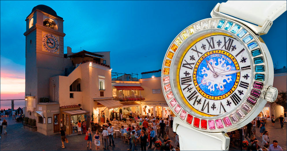 25° Anniversario di Capri Watch