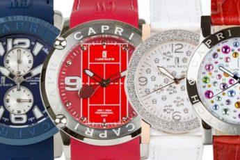 i 4 elementi di Capriwatch
