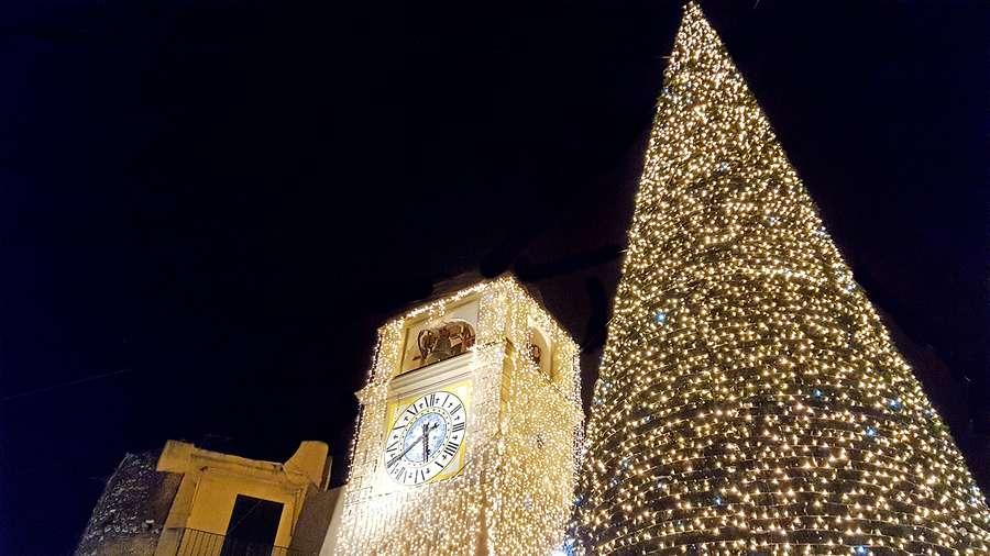 La Pandemia non ferma Capri Watch: ecco il Dpcm per Natale